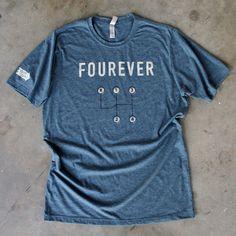 """The """"Fourever"""" t-shirt – CarpeViam"""