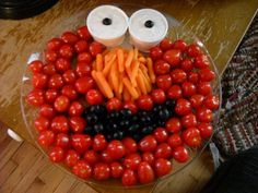 an elmo snack :)
