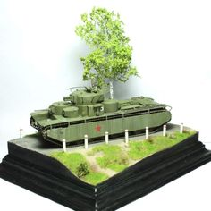 Division, Diorama, Military Vehicles, Army Vehicles, Dioramas