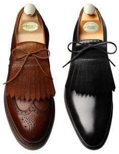 Crockett & Jones collection automne hiver 2015 – 2016.