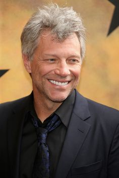 "Jon Bon Jovi attends ""Hamilton"" Broadway Opening Night at Richard Rodgers Theatre on August 6, 2015 in New York City."