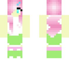 Minecraft Skin PinkiePie Minecraft Skins Pinterest Minecraft - My little pony skins fur minecraft