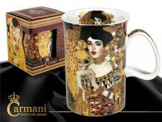 Hrnček Classic  Gustav Klimt 0,35 l  Adela