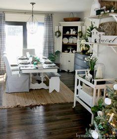 2017 Christmas Home Tour - Dining Room
