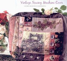 handmade sewing machine tote - Google Search