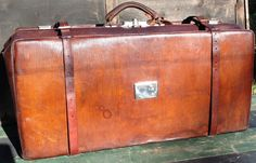 We specialise in providing a Selection of 19th Century Victorian Leather Luggage Travel Cases & Trunks, often with the Original Paper Labels for Theatre Props, TV and Film Hire WWW.HUTCHISONANTIQUES.COM