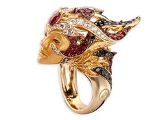 Magerit - Hechizo Collection: Ring Odile