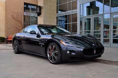 Kathy's Maserati Granturismo S at the Ferrari Club of Kansas City Meet. Maserati Granturismo S, Dream Big, Dream Cars, Expensive Cars, Car Manufacturers, Car Photos, Vroom Vroom, Exotic Cars, Kansas City