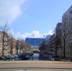 Weesperstraat Amsterdam, North Holland