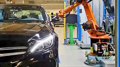 ► Mercedes-Benz Industrie 4.0
