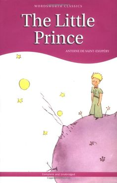 The Little Prince by Antoine de Saint-Exupery. A classic bedtime read for the older child