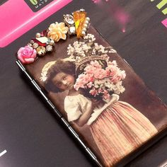 Gypsy Girl LostRhinestone Cigarette by TheBohemianGypsy on Etsy, $29.00