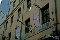 Degraves Street Melbourne Australia
