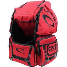 fd1cd3168dd Latitude 64 DG Luxury E2 Backpack Disc Golf Bag Disc Golf Backpack, Disc  Golf Bag