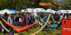 Wir auf dem Festival Besser als nix! 2016 | Hängematten Blog