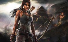 Tomb Raider Desktop Wallpapers.