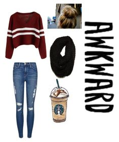 """""""Winter"""" by i-love-niall-horan-4457 ❤ liked on Polyvore featuring interior, interiors, interior design, home, home decor, interior decorating, Paula Bianco and Frame Denim"""