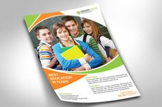 School Promotion Flyer by alauddinsarker on Creative Market