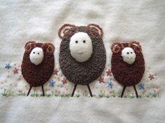Sunburnt Quilts 2015 - Baa Baa Black Sheep Baby Blanket (3)