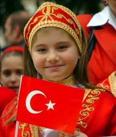 Young Girls in Turkey