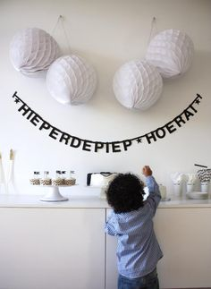 #Wordbanner #tip: Hieperdepiep hoera - Buy it at www.vanmariel.nl - € 11,95