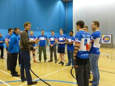 We were delighted to host Prince Harry at The Battle Back Centre today. He met our staff and students from Royal Marine Commandoes who are on the Multi Activity Course and had a go at archery.