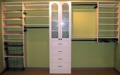 bedroom walk in closets pictures | ... Closets Bedroom Walk-In Closet System In Almond | California Closets