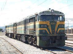 La empresa americana Alco fabricó grandes locomotoras para el ferrocarril español, después del éxito con las series 313, 316 y 318 de Renfe, la evolución continuó con la 321.