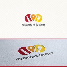 Restaurant Locator Logo Template   Flickr - Photo Sharing!