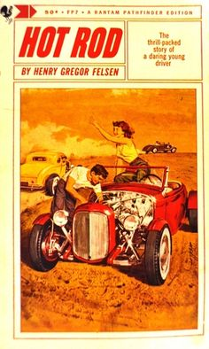 Be Novel In Design Ex Cond Oct 1950 Hot Rod Magazine