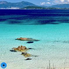 La plage de Mare e Sole ou plage d'Argent, en Corse