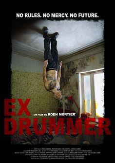 EX DRUMMER de Koen Mortier. Bonus : making-of, scènes coupées, 2 clips. $20