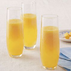 Mango Mimosa Recipe - 2 ingredients!