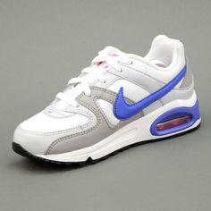 Szczegóły o Nike AIR MAX COMMAND PS Bianco/Grigio mod. 412233-110