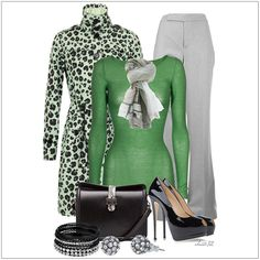 CHATA'S DAILY TIP: Animal prints are definitely here to stay; winter through to summer through spring! Add a pop of colour – best suited for your skin tone – for an overall va-va-voom end result. Keep your accessories basic and stylish. COPY CREDIT: Chata Romano Image Consultant, Liza Spammer http://chataromano.com/consultant/liza-spammer/. IMAGE CREDIT: Pinterest #chataromano #imageconsultant #colour #style #fashion