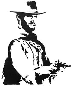 Dirty Harry Clint Eastwood Movie Wall Art Sticker Quote Decal Vinyl Wall