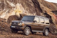 Mercedes-Benz has unveiled the all-new G-class and one good thing about the new model is that it still looks familiar to the older Mercedes-Benz G-Class. Get Images, Video, Price and much more