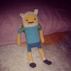 Adventure Time Army! *Insanely Picture Heavy* - CROCHET (Craftster.org)