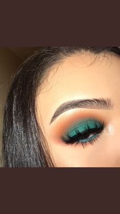Schminke deine Augen, die dich zum Club begleiten sollen – Samantha Fashion Life Make up your eyes to accompany you to the club – L U – Makeup Eye Looks, Eye Makeup Art, Colorful Eye Makeup, Cute Makeup, Gorgeous Makeup, Glam Makeup, Skin Makeup, Makeup Inspo, Eyeshadow Makeup