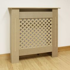 Details About Traditional Home Mini/Extra Small Size Radiator Cabinet/Cover  MDF Wood Unpainted