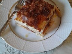 Μακαρόνια παστίτσιο με κιμά French Toast, Pork, Food And Drink, Meat, Breakfast, Kale Stir Fry, Morning Coffee, Pork Chops