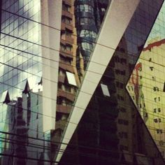 #curitiba #glass #reflection #city #building