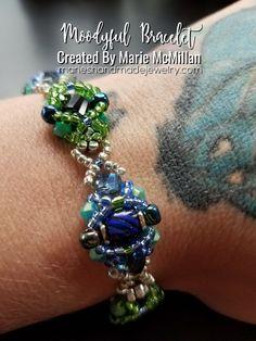 Moodyful Seed Bead Bracelet