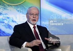 Paul Singer, founder and president of Elliott Management Corp., speaks during a forum session on the opening day of the World Economic Forum (WEF) in Davos, Switzerland, on Wednesday, Jan. 23, 2013.
