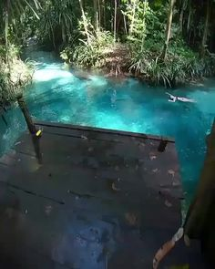 - 🔥 The blue waters of Kali Biru – impressive landscapes , beauty , tips , stuff , nature Vacation Places, Vacation Trips, Dream Vacations, Vacation Spots, Tourist Places, Adventure Aesthetic, Travel Aesthetic, Beautiful Places To Travel, Cool Places To Visit