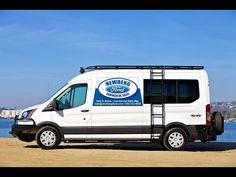 Newberg Ford's 4x4 Transit - YouTube