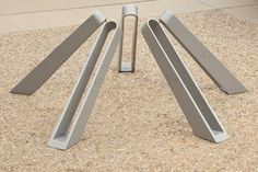 Bay City Bike Rack | Outdoor | Forms+Surfaces