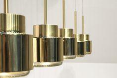 CUPALLO pendant lamp / Salone Satellite / Salone del Mobile / 2016 / davidpompa #ffe #lighting #design #lightingdesign #homedesign #interiordesign