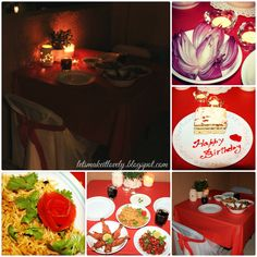 DIY romantic dinner at home. Make that special Meal an Unforgettable Memory for just $4