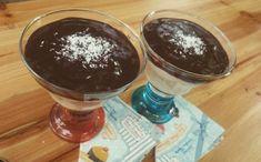 Bounty Kehely – Kókuszos Lány Konyhája Chocolate Fondue, Pudding, Desserts, Food, Tailgate Desserts, Deserts, Custard Pudding, Essen, Puddings